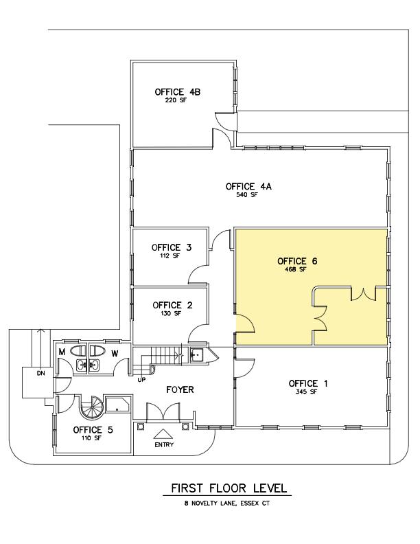 Professional Office Building U2013 8 Novelty Lane, Essex, CT 06426
